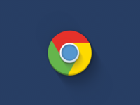 Chrome Icon flat [.sketch]