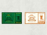 Brewery Members Club Badge