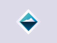 Iceberg logomark