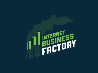IBF Chosen concept logo business factory