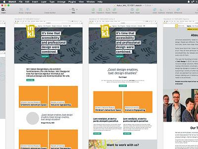 Inkldesign web design website design sketch theinterfacedesign.com interface design ui design