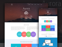 Business tools landing page