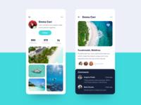 Travel Photo App