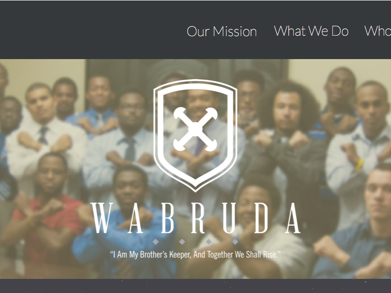 Wabruda Website web wabruda web design notre dame