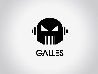 Galles - Logo logo logo design dj brand identity brand corporate identity logotype