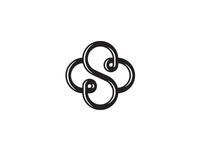 S knot cross