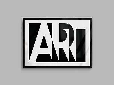 Art poster unused custom font typography logo lettering design circle poster fineart digital art exclude