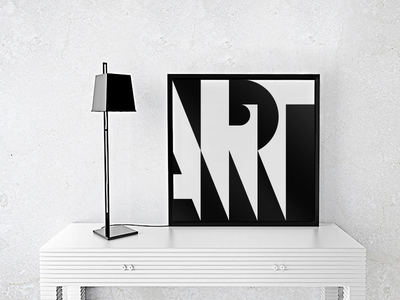 Art poster 2 exclude art digital fineart poster circle design lettering logo typography custom font unused