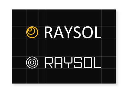 Project Raysol - logo vector branding logo design sketch