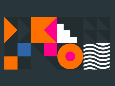 KBiA don't be square   playing with shapes abstract motiongraphics motion vector aftereffects shapes