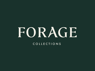 Forage Collection s wordmark