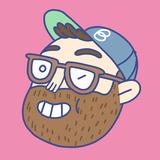 Beardy Glasses