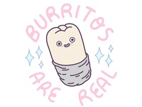 Burritos Are Real!