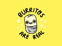 Burrtios Are Real