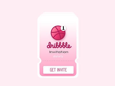 Invitation invitation design invitation card invitations illustrator branding logo design art invitation invite hello dribble design vector newplayer illustration