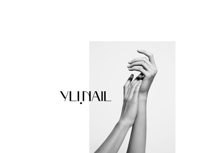 YLI.NAIL фирменный стиль айдентика брендинг логотип company branding company logo branding design brand branding identity branding identity design idenity logo logo design logotype