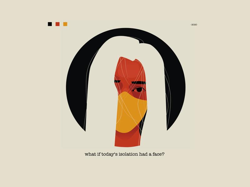 isolation illustration illustrator colours design illustration