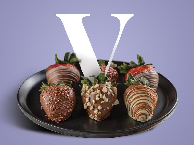 Catalog for Violette Chocolatier