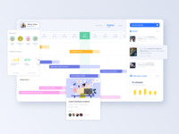 Letto - Project Management dashboard
