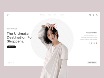 Trendy and Chic Fashion eCommerce Website - Pineapple Studio interface website interface fashion brand website concept india web fashion website fashion app fashion ecommerce website ecommerce websitedesign web design website ui website design website design uxui uiux ui