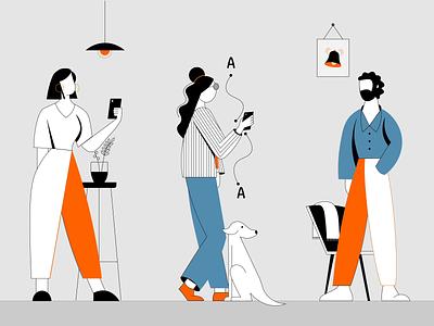Typography scanning mobile app mobileappdesign typography art mobileapp art typography motion graphics motion illustration illustration website app web interaction motion design ux motion animation design uxui uiux ui