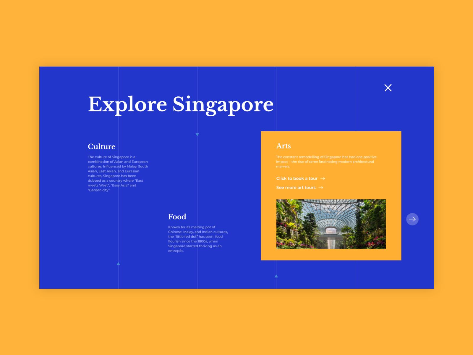 Singapore Menu Style By Pineapple Studio On Dribbble