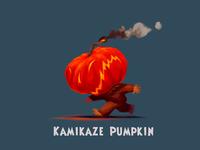Kamikaze Pumpkin