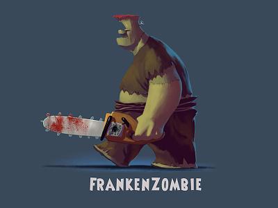 Frankenzombie