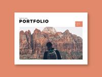 Minimal Fashion Photography Portfolio 2