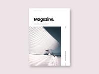 Minimal Architecture Magazine photography magazine design print design print editorial architecture magazine design brochure minimal modern download