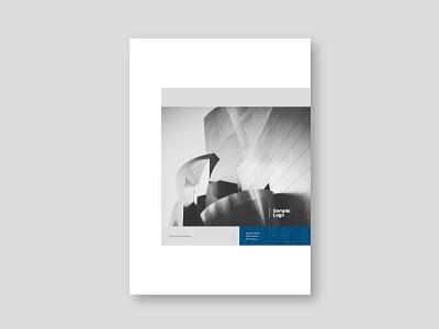 Real Estate Brochure editorial magazine branding print download brochure template modern design minimal