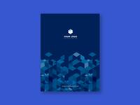 Modern Blue Business Stationery