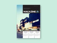 Architecture Minimal Magazine