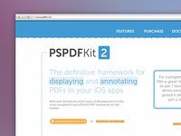 PSPDFKit ReDesign