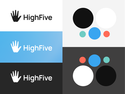 High Five Bionics Visual Identity logodesign brand identity high five bionics colour system colour color visual design visual identity system visual identity branding brand logo design logo