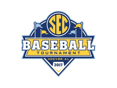 2017 SEC Baseball tournament baseball sec