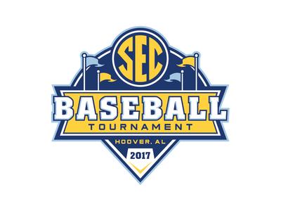 2017 SEC Baseball