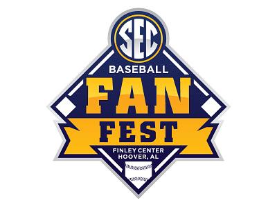 SEC Baseball Fan Fest fest fan tournament baseball sec