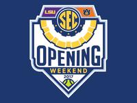 SEC 2017 Opening Weekend