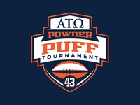 Lutzie Foundation Powder Puff Football