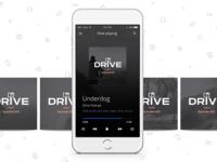 Drive Podcast Branding