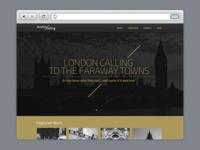 London Calling Wordpress Theme