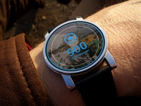 pixiv × android wear concept