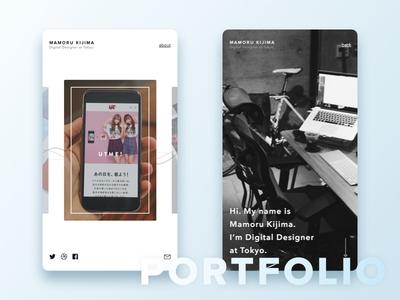 MAMORU KIJIMA | Digital Designer at Tokyo.