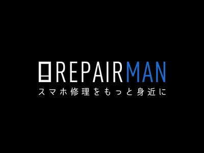 "Logo design "" REPAIRMAN "" symbol typography logo"