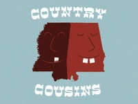 Country Cousins revision