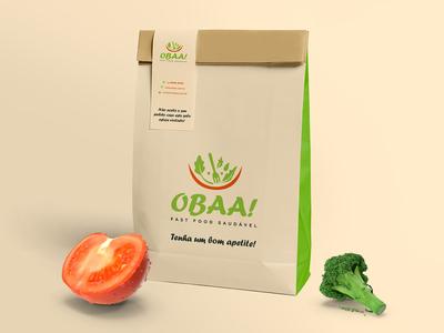 Obaa - Identidade Visual