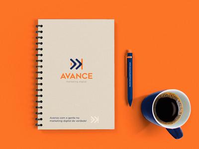 Avance - Identidade Visual