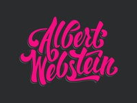 Albert Webstein Logo
