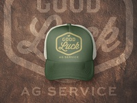 Good Luck AG Service Cap